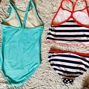 OP Swim - 🎉HP!🎉2 Girls Swimsuits Op /Cleobella